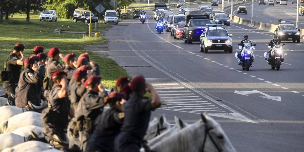 Llegan a Rosario restos de argentinos fallecidos tras atentado de Nueva York