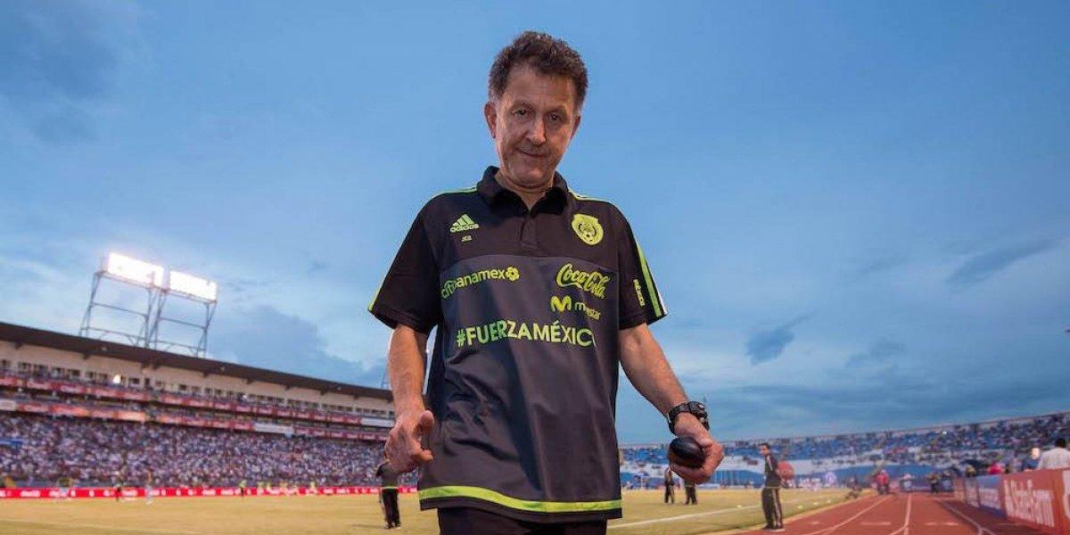 Juan Carlos Osorio destaca el poder ofensivo de Bélgica