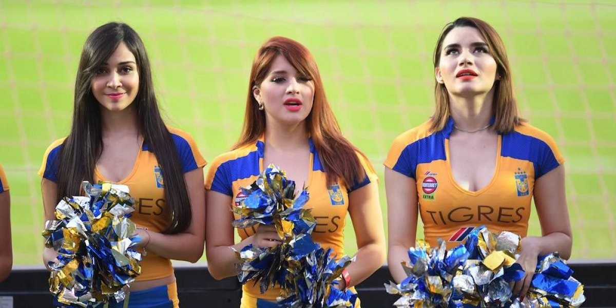 Las chicas de la jornada 16 del Apertura 2017