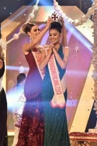 Teresita Seen ganó Reina Hispanoamericana 2017