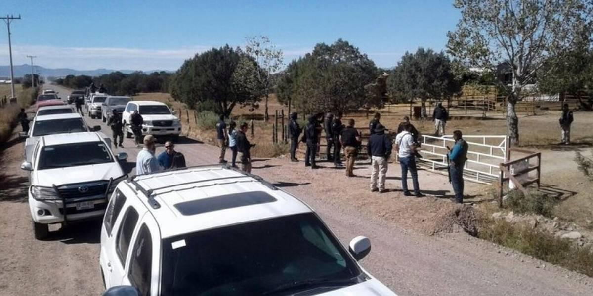 Quién es el estadounidense Orson William Black, el líder de una secta acusado de abuso de menores que fue detenido en México