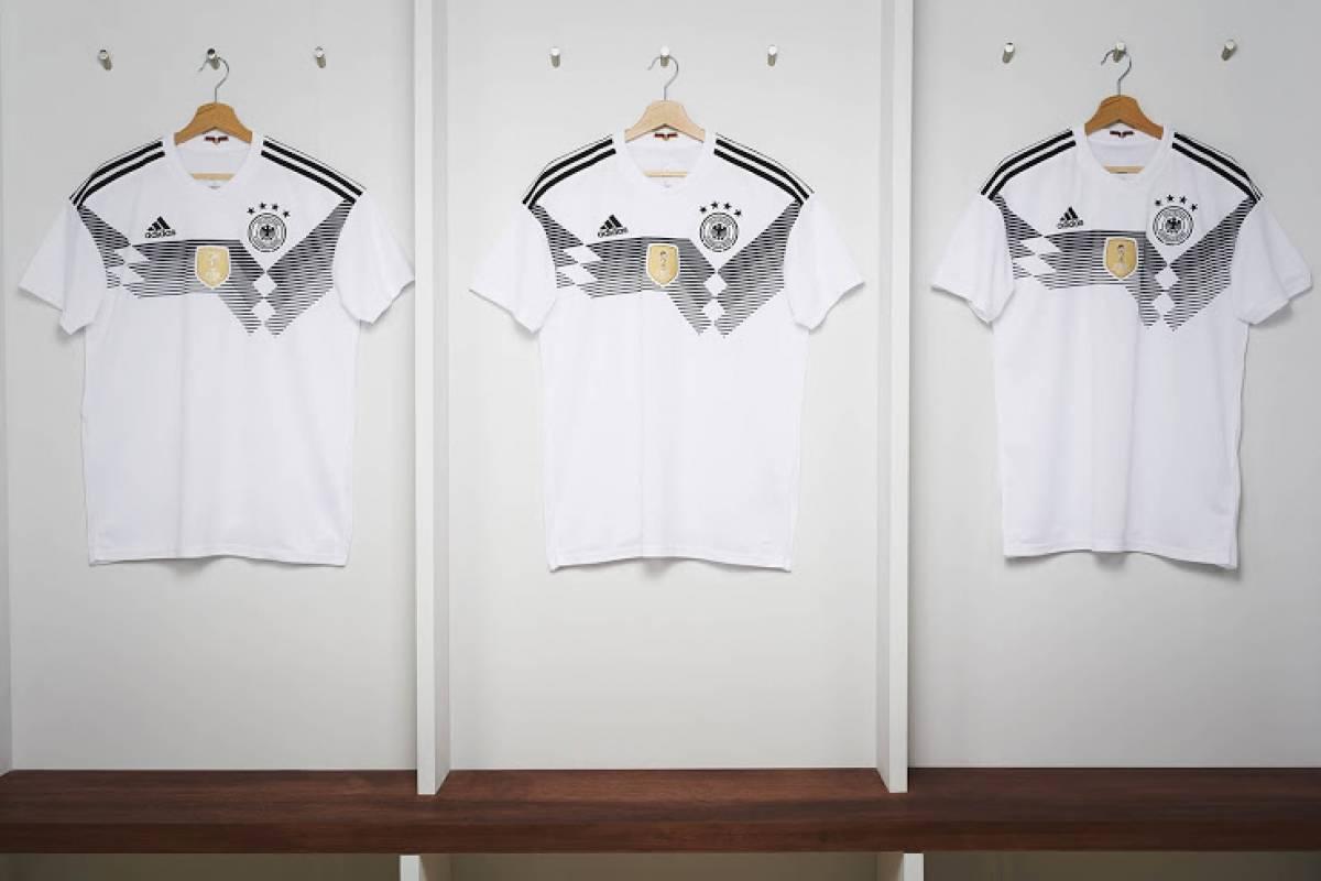 Alemanha Reprodução/Footy Headlines