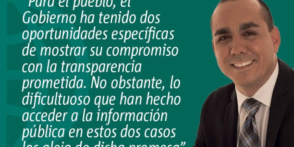 Sin prensa no hay transparencia
