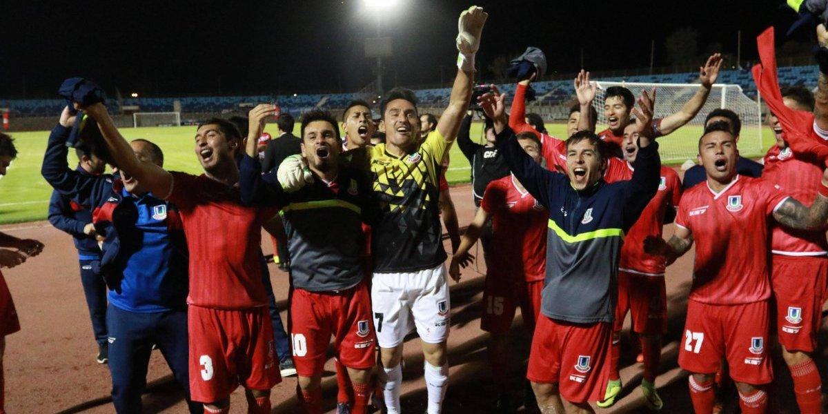Unión La Calera se salva del descenso y se ilusiona con volver a Primera División