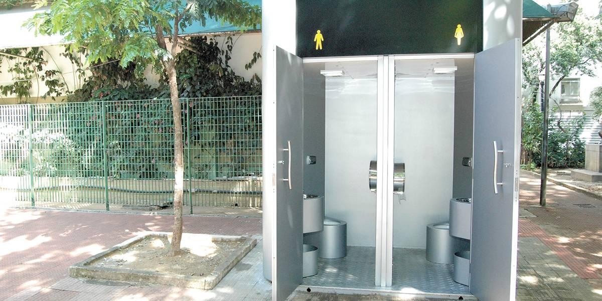 SP: concessão para propaganda no entorno de banheiros públicos sai nesta terça