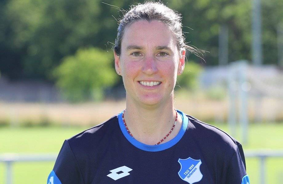 Birgit Prinz - Ex-futbolista alemana nombrada Futbolista Femenina del Año por la FIFA en 2003, 2004 y 2005./Getty Images
