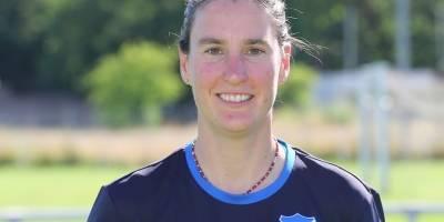 Birgit Prinz - Ex-futbolista alemana nombrada Futbolista Femenina del Año por la FIFA en 2003, 2004 y 2005.