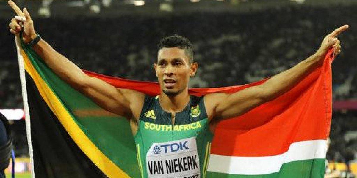 Mo Farah y van Niekerk nominados atleta del año