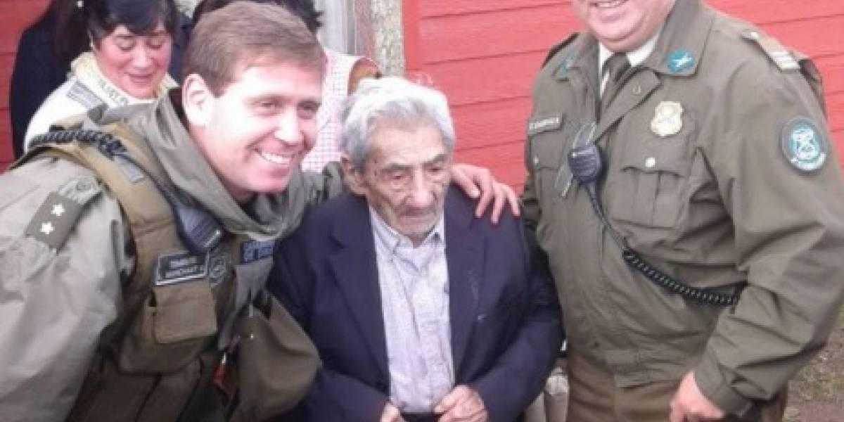 El hombre más viejo del mundo es chileno: diario inglés destaca a abuelito de 121 años y revela una dura verdad