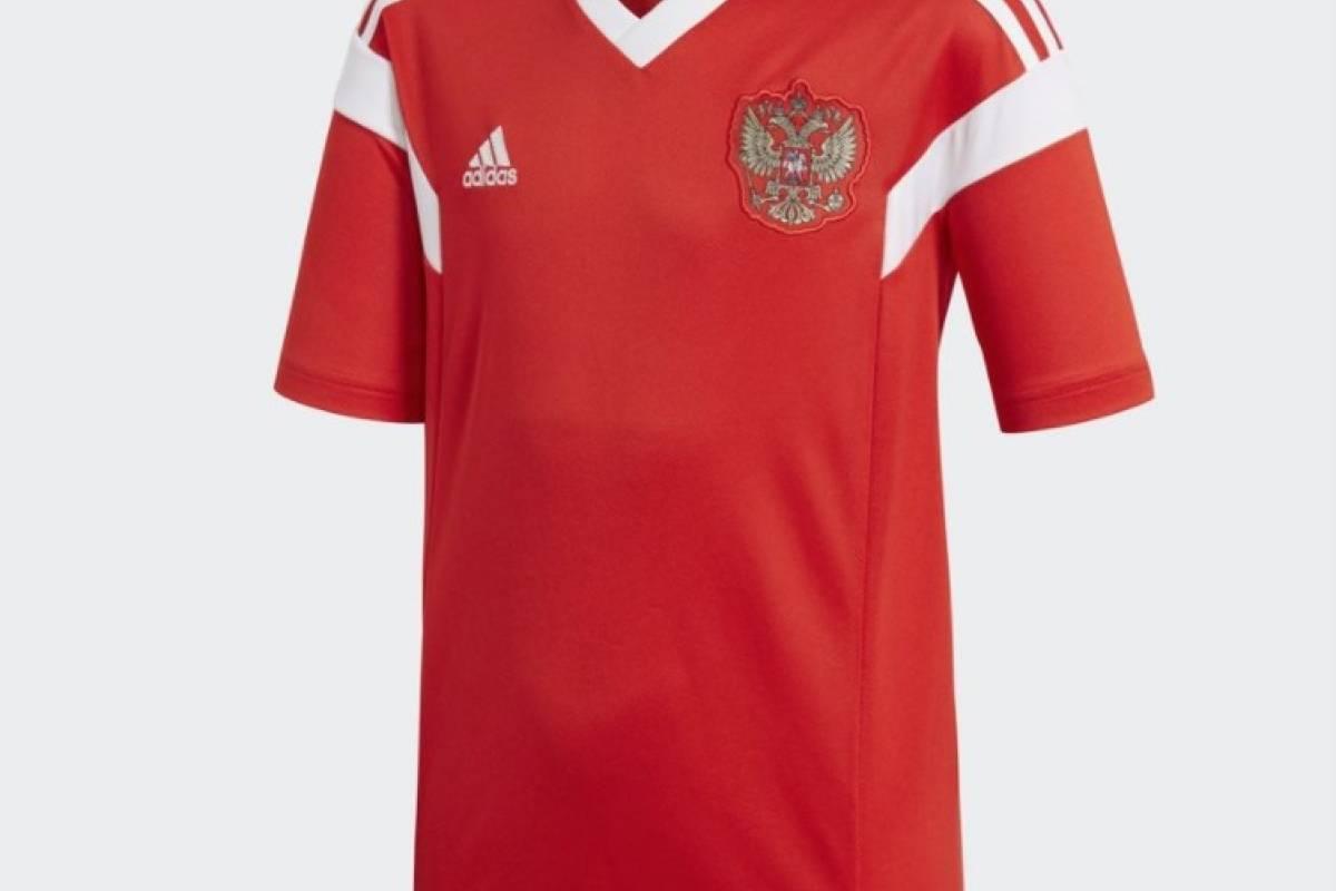 Las nuevas camisetas de Adidas para la copa del mundo 2018 - adidas.com
