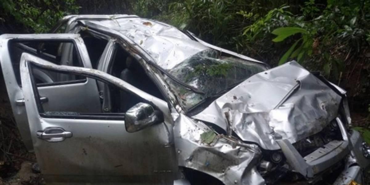 Este es el estado de salud de las modelos colombianas que sufrieron accidente de tránsito