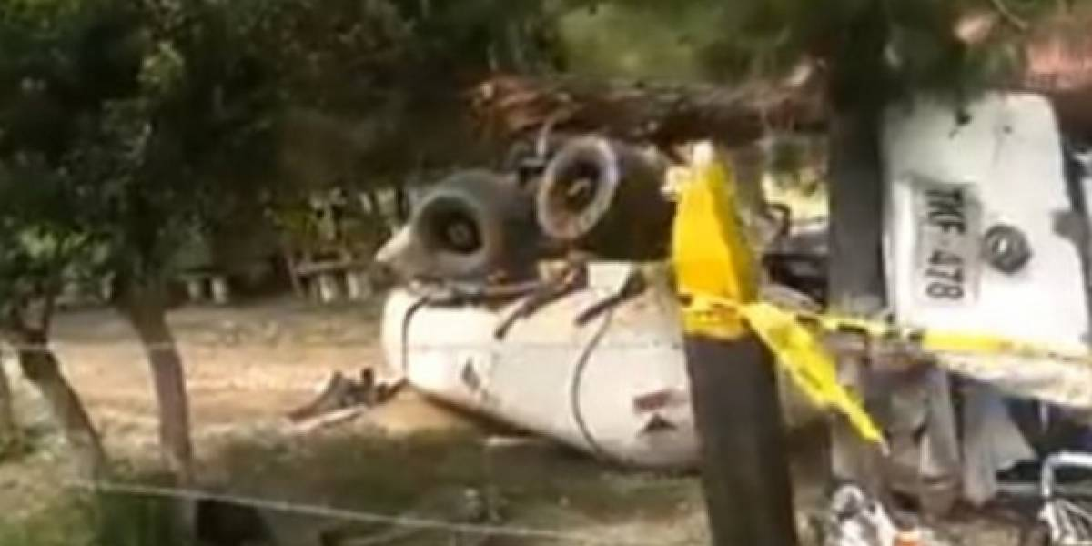 ¡Atención! Emergencia en Santander por derrame de sulfato de aluminio