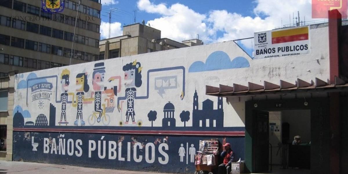 Los baños públicos son una necesidad urgente en Bogotá