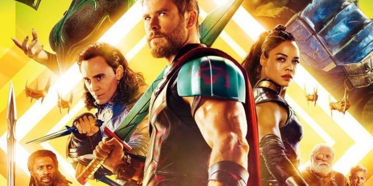 'Thor: Ragnarok' hace tronar la taquilla estadounidense