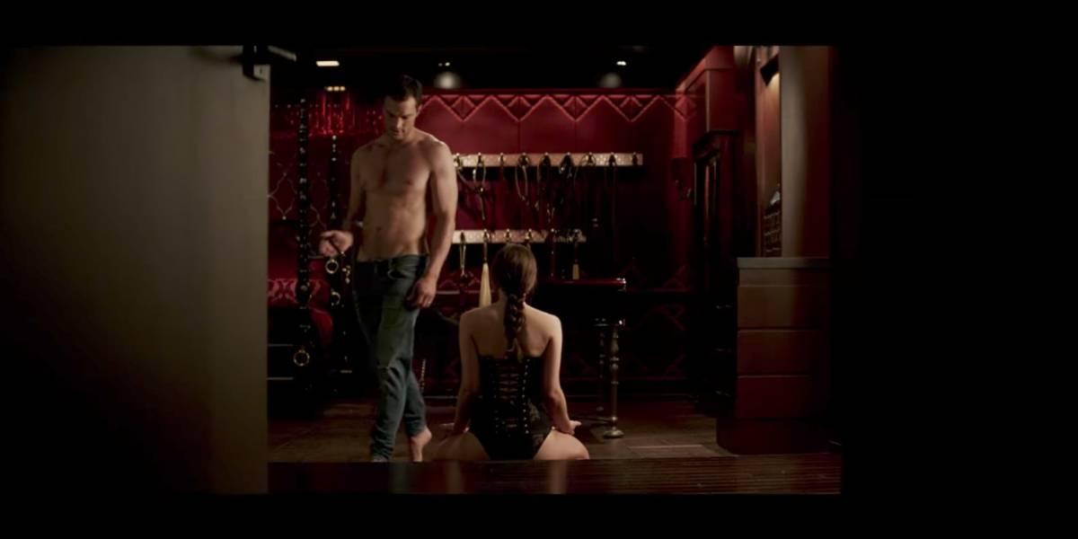 El erótico primer trailer completo de  Fifty Shades Freed