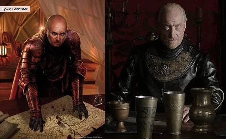 Tywin Lannister, quien siempre paga sus apuestas/Buena Mente