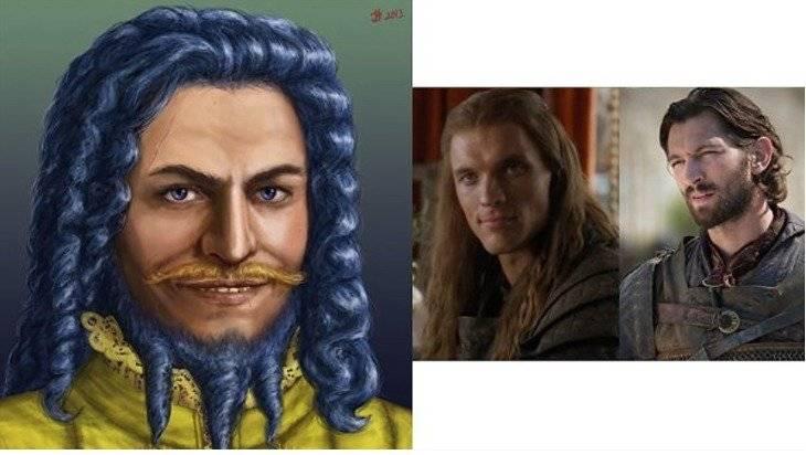 Daario Naharis, el galán