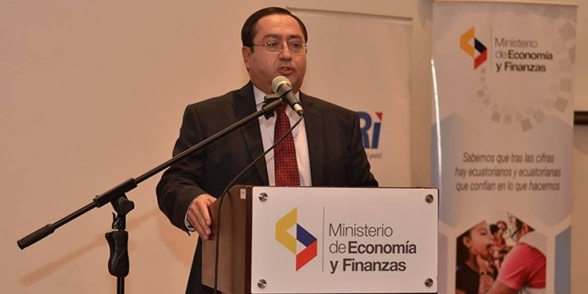 """Ministro anuncia """"cambios importantes"""" en el equipo económico de Ecuador"""