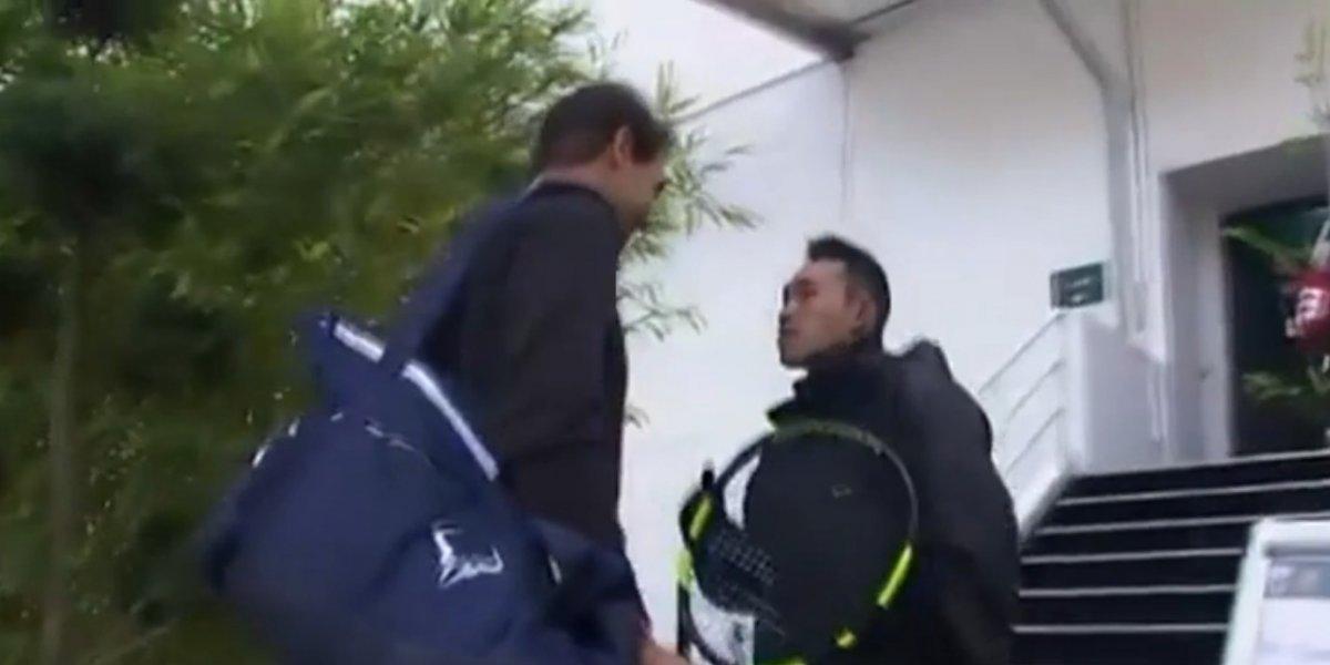 ¿Quién te conoce? el increíble ninguneo a Rafael Nadal en París