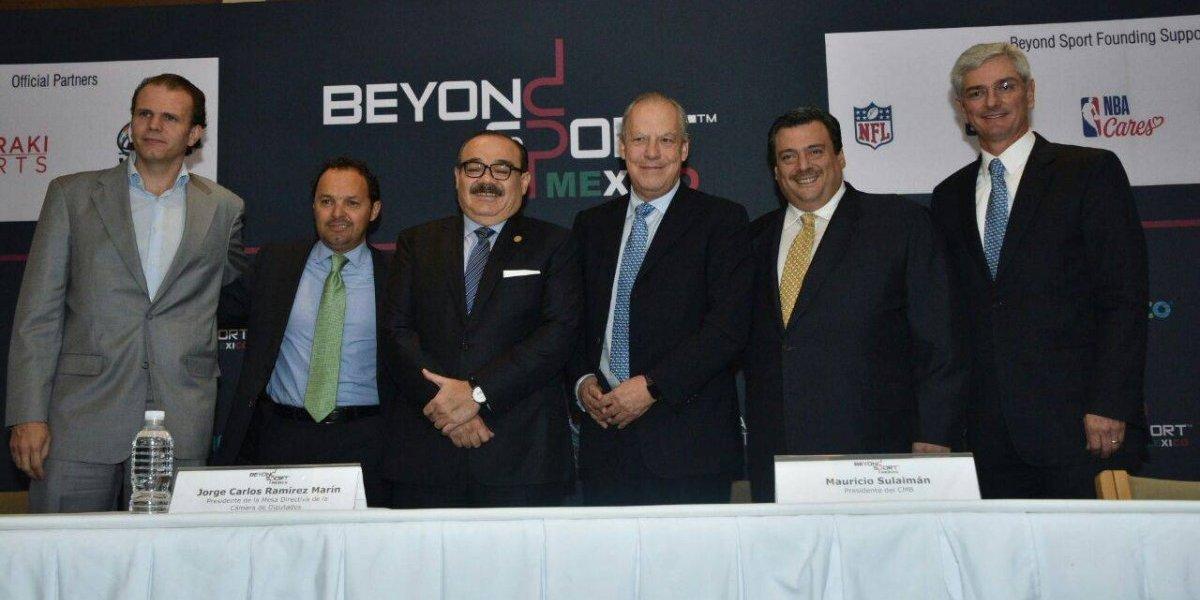 El deporte en México se une para fortalecer a la sociedad del país