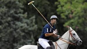 Gabriel Batistuta en Polo