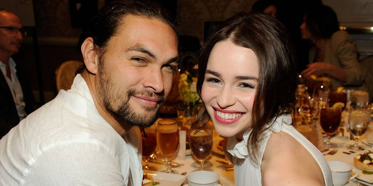 Game of Thrones: Daenerys e Khal Drogo se reencontram; veja fotos