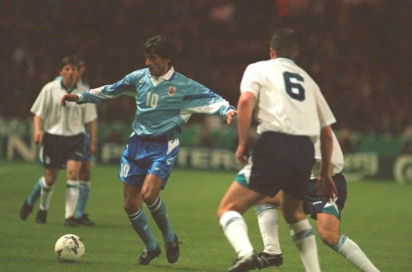Enzo Francescoli - Ex futbolista uruguayo y director deportivo/Getty Images
