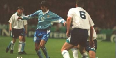 Enzo Francescoli - Ex futbolista uruguayo y director deportivo