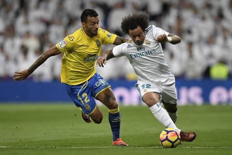 Marcelo contra Las Palmas