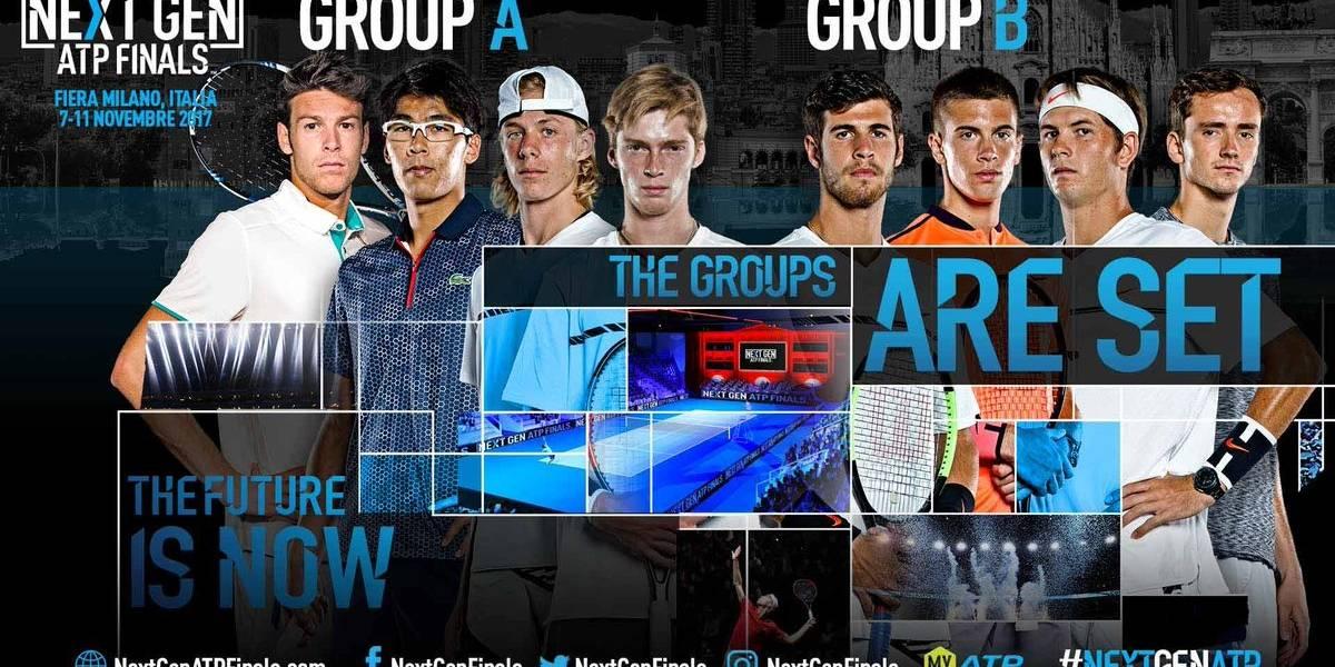 Next Gen Finals: el nuevo invento de la ATP para lanzar a las nuevas estrellas juveniles