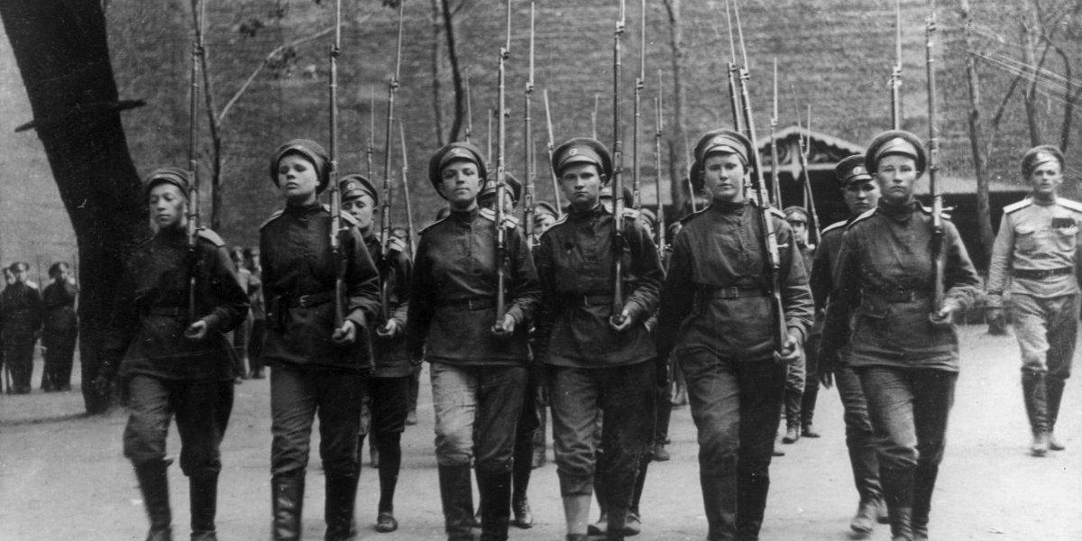 La revolución sexual detrás de la Revolución Rusa