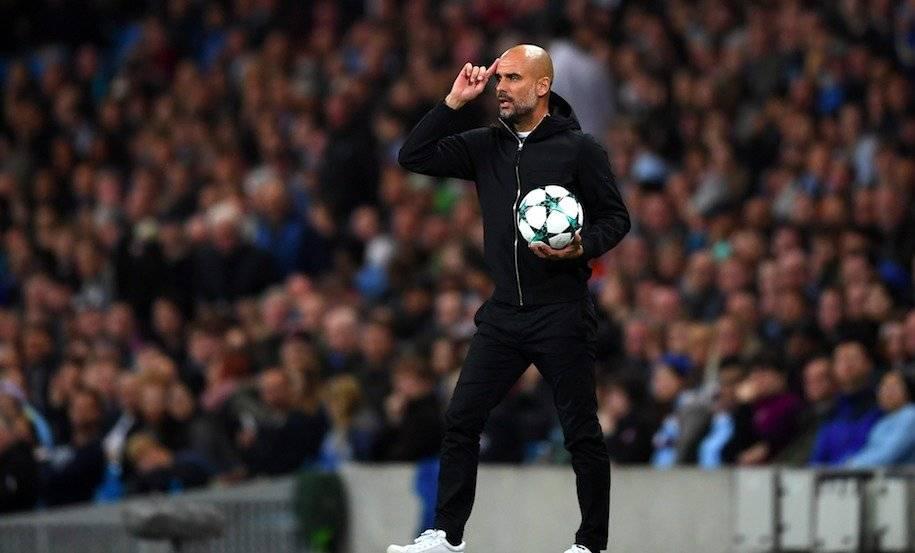 Josep Guardiola - Ex futbolista español y actualmente dirige al Manchester City de la Premier League /Getty Images