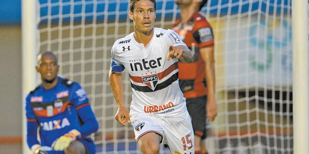 São Paulo já pensa na possibilidade real de chegar à Libertadores