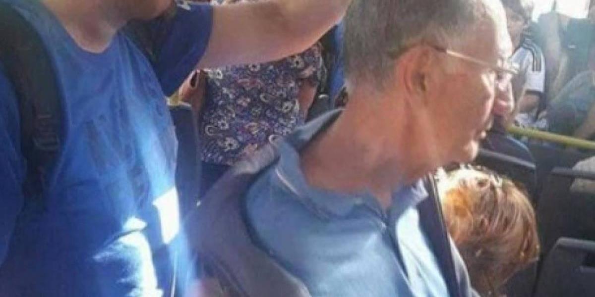 Idoso de 83 anos ejacula em mulher em ônibus na Argentina