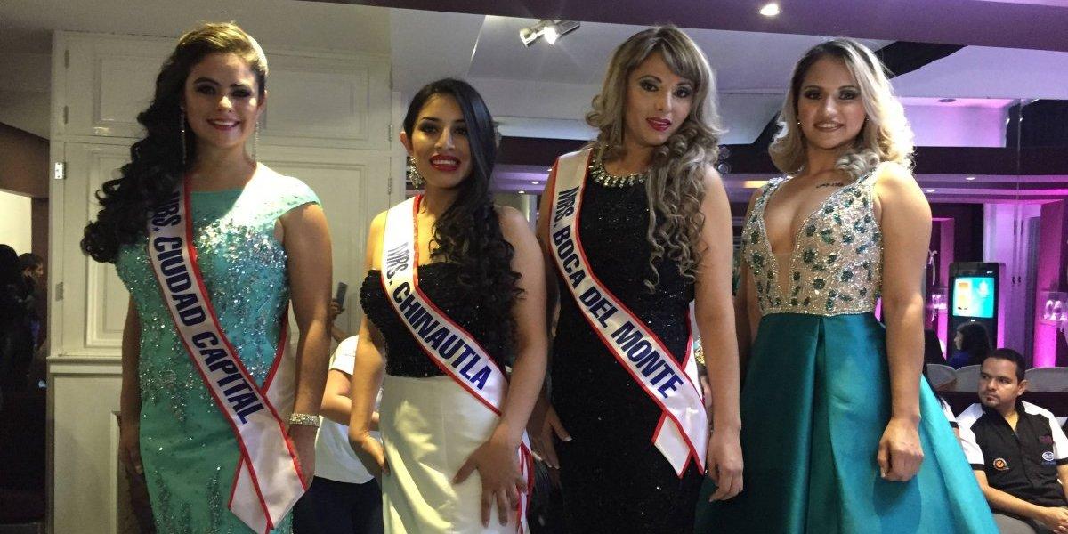 20 aspirantes competirán por la corona de Señora Guatemala 2017