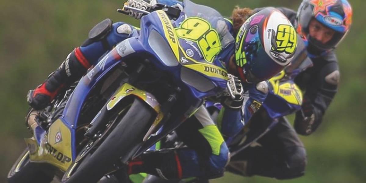Isis Carreño logra nuevo título como la mejor exponente nacional de los 300 cc.