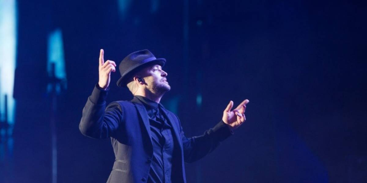 Justin Timberlake lleva su fusión musical al Festival Presidente