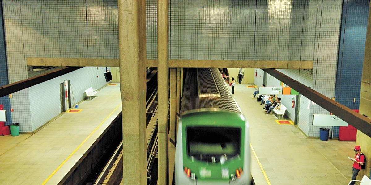 Metroviários do Distrito Federal marcam greve para quinta-feira