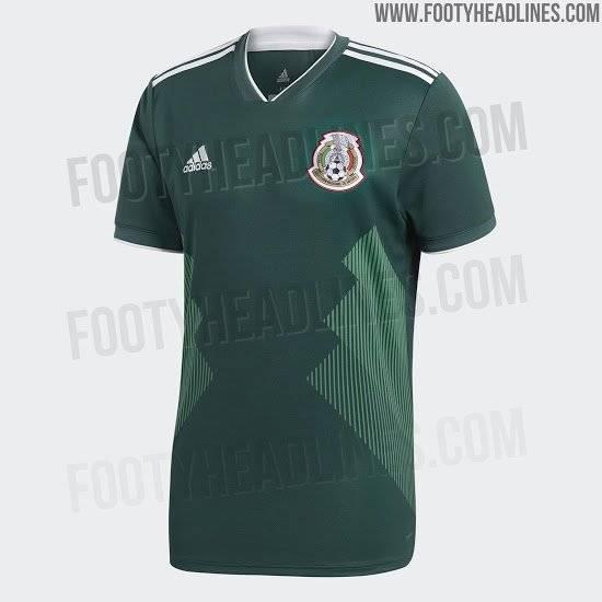 México Reprodução/Footy Headlines