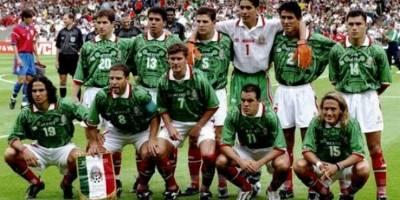 Seleção do México de 1994