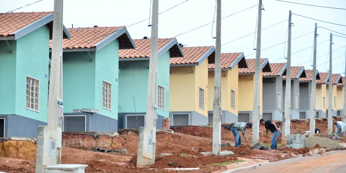 Governo autoriza contratação de 54 mil unidades do Minha Casa Minha Vida