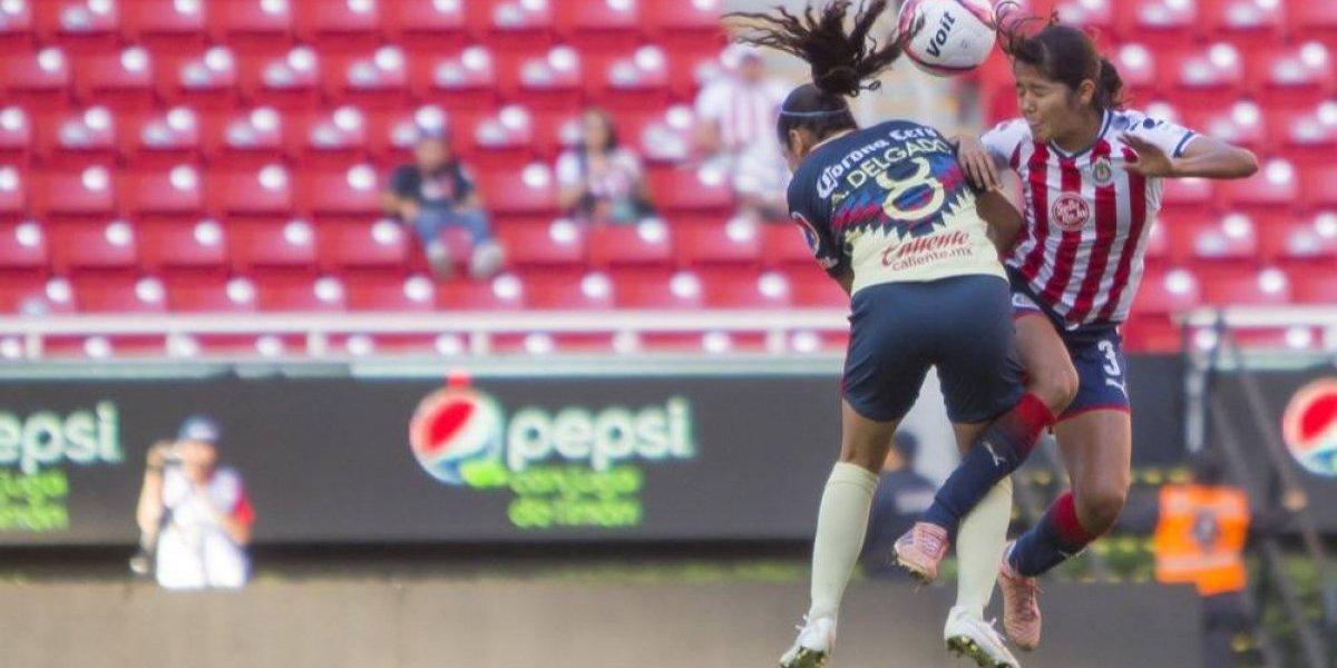 Finalista Chivas en la Liga Mx Femenil