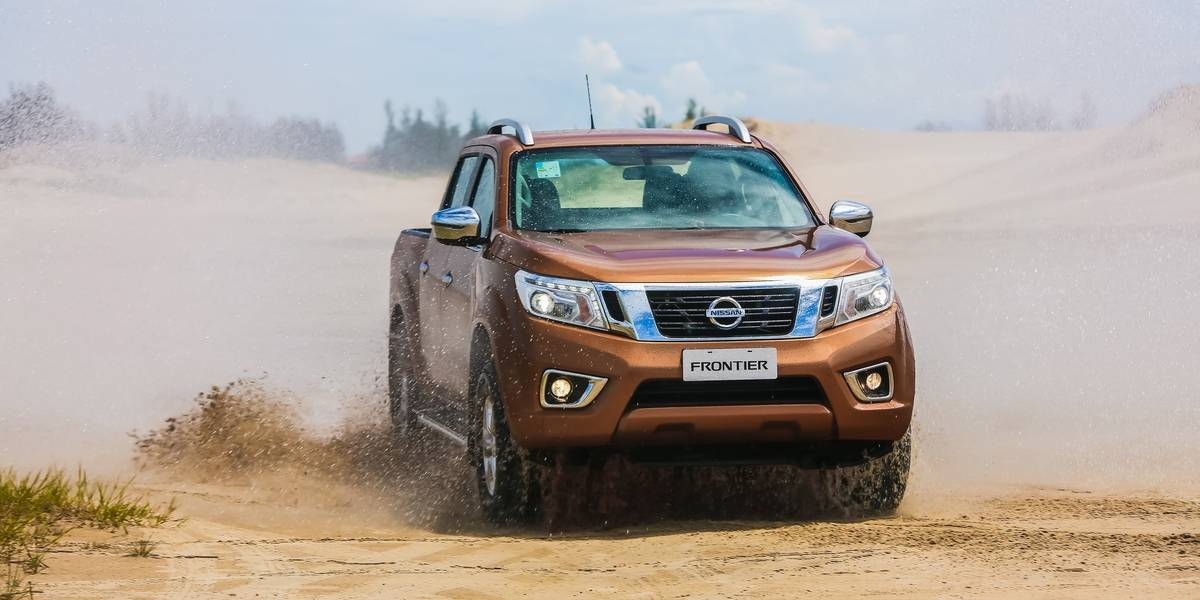 "Nissan NP300 Frontier gana en ""Car Awards Brasil 2018"" como la Mejor Pick Up"