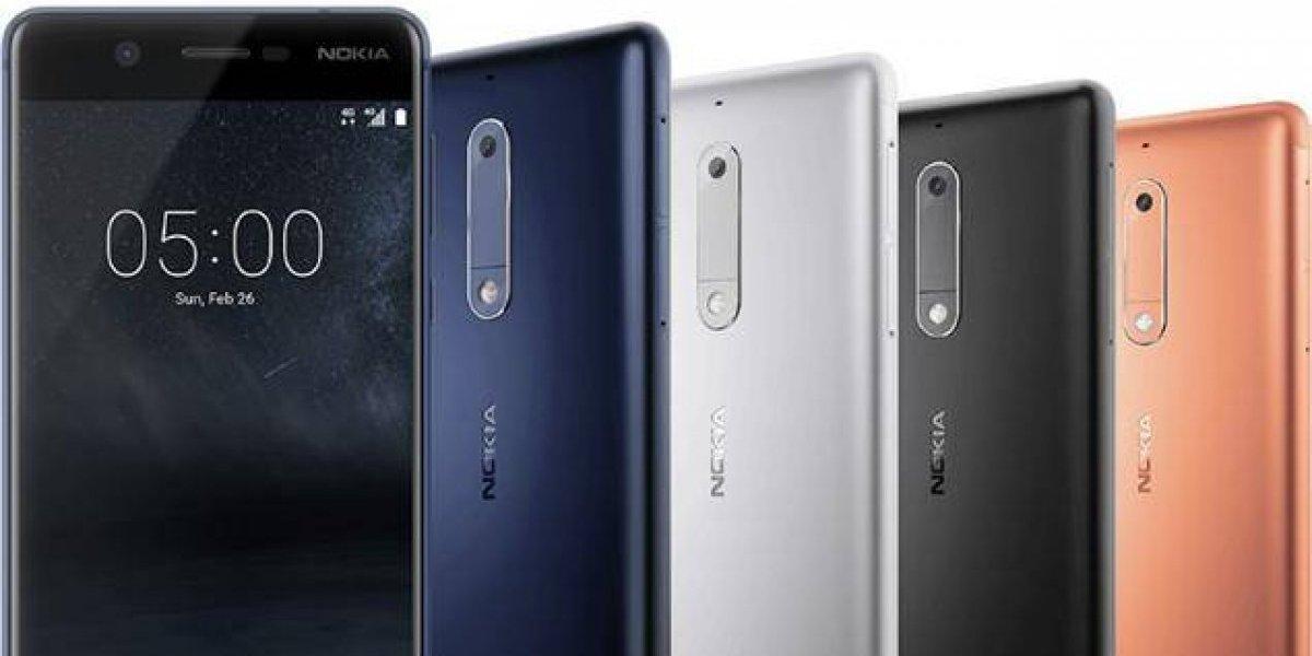 Nokia 5 renovado ¿le darías una oportunidad?