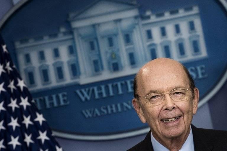 Wilbur Ross, secretario de Comercio de Estados Unidos