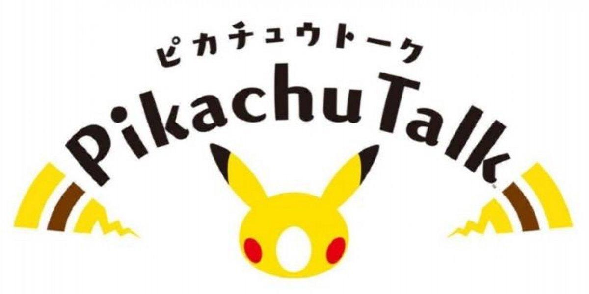 ¡Platica con Pikachú desde la sala de tu casa!