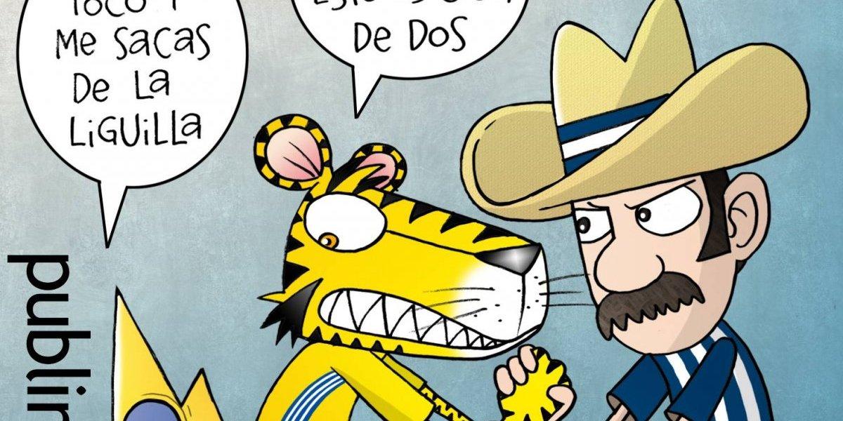 Tigres y Monterrey en la mira pasar se protagonistas en la Liguilla