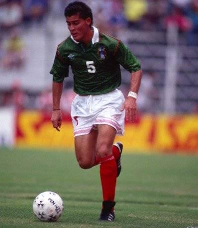 Ramón Ramírez - Ex futbolista mexicano, jugó con las Chivas del Guadalajara y fue seleccionado nacional/MEXSPORT