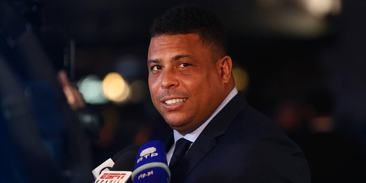 De olho na presidência do Corinthians, Andrés promete Ronaldo como dirigente