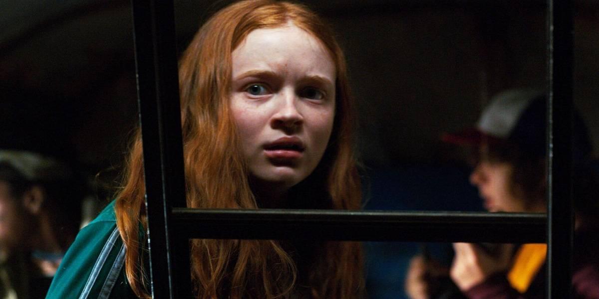 Stranger Things: atriz não queria fazer cena de beijo